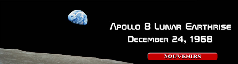 Celebrate teh 50th anniversary of our first human flight around the Moon. Great gifts for Christmas giving!